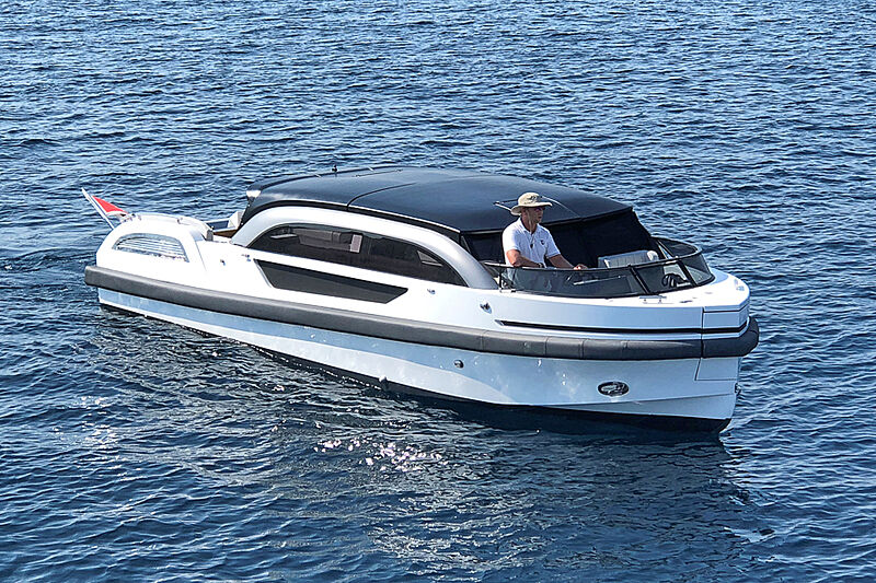 WOODEN BOATS WB 27 CONVERTIBLE tender Wooden Boats