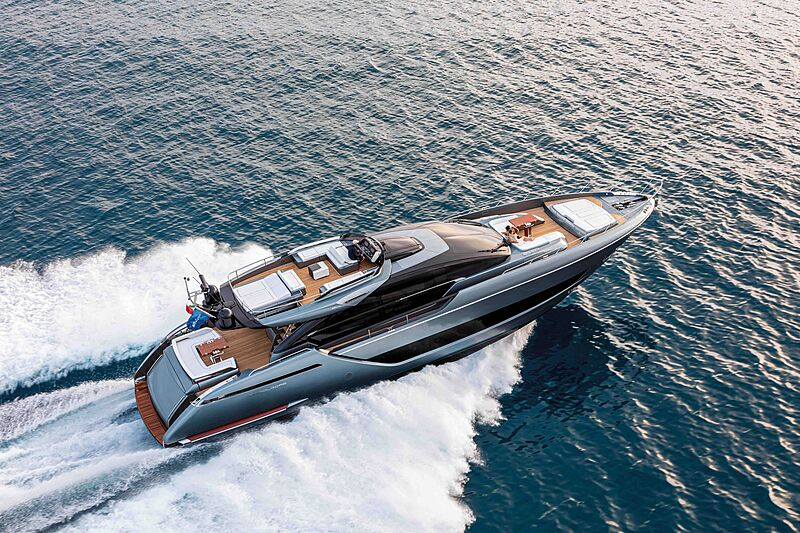 GREY SHARK yacht Riva