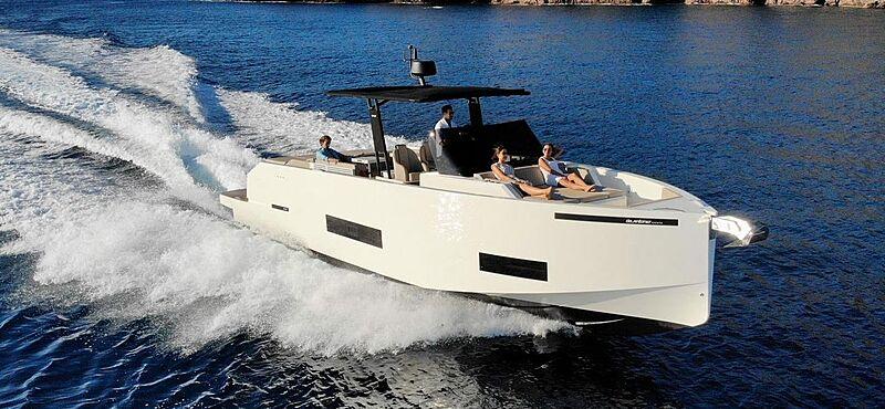 DE ANTONIO D42 tender De Antonio Yachts