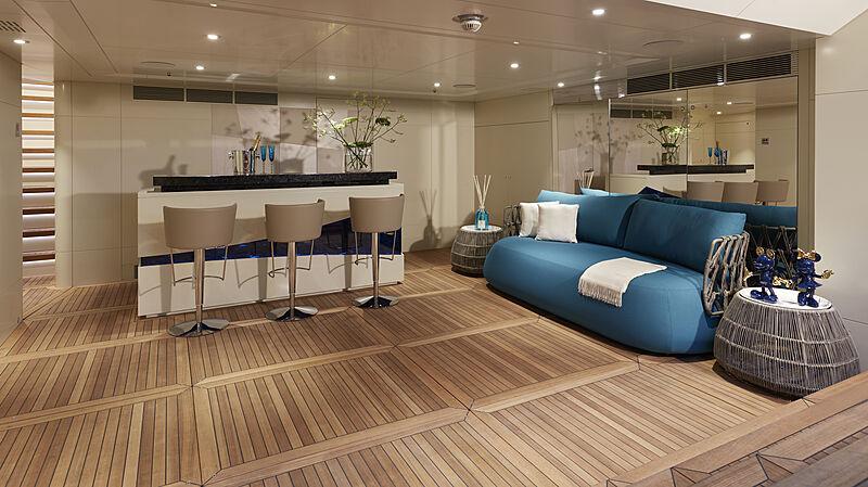 Triton yacht beach club