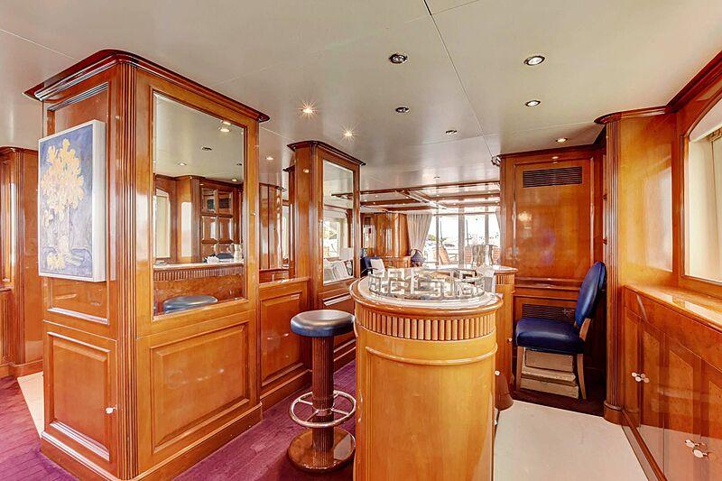 Paradigm yacht bar