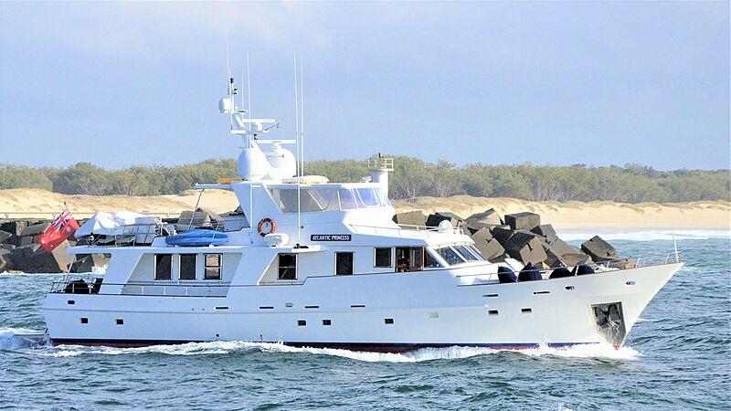 ATLANTIC PRINCESS yacht GeTa