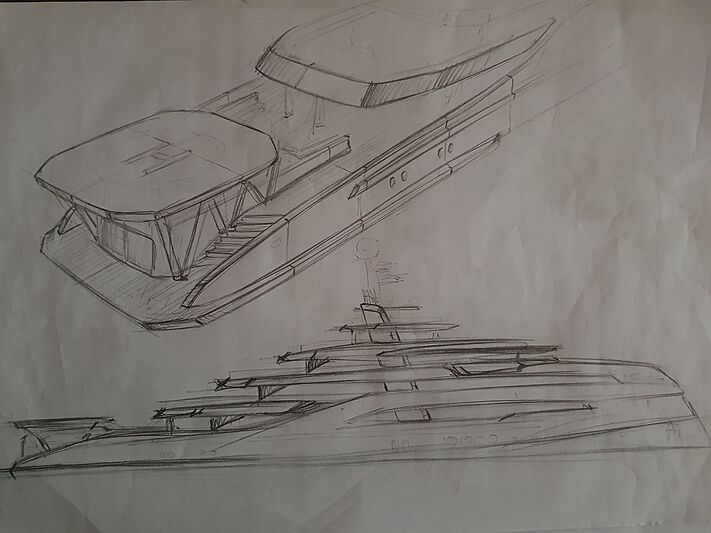 The Yacht Guy concept with Marco Casali Design