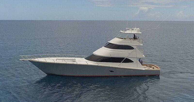 SHARK FIN yacht Viking Yachts