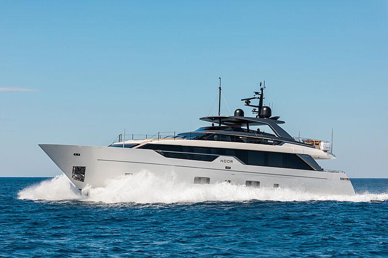 NOOR II yacht Sanlorenzo