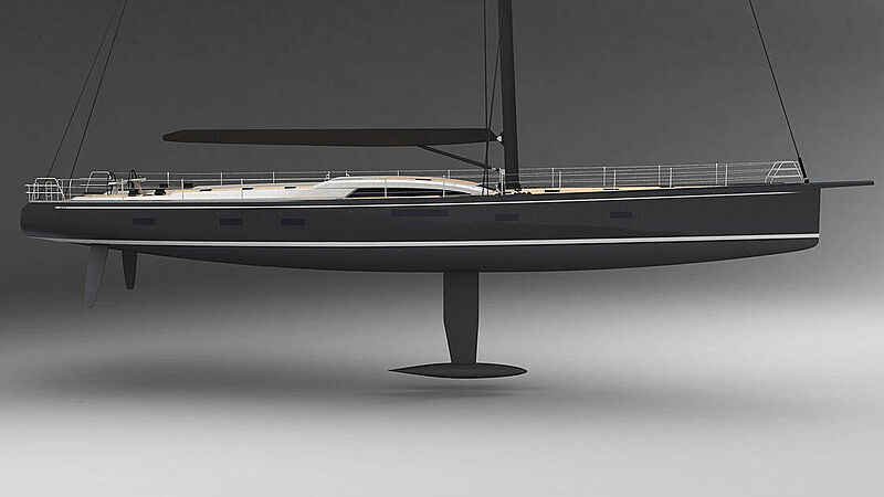 Nordic Cool SW105 yacht by Southern Wind