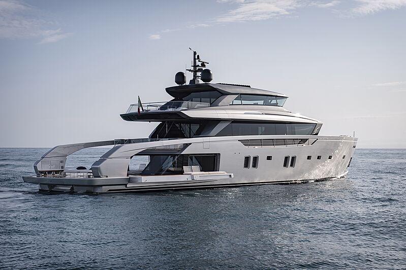 Sanlorenzo SX112 yacht by Sanlorenzo