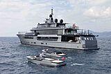 Atlante One & Atlante Two tenders cruising