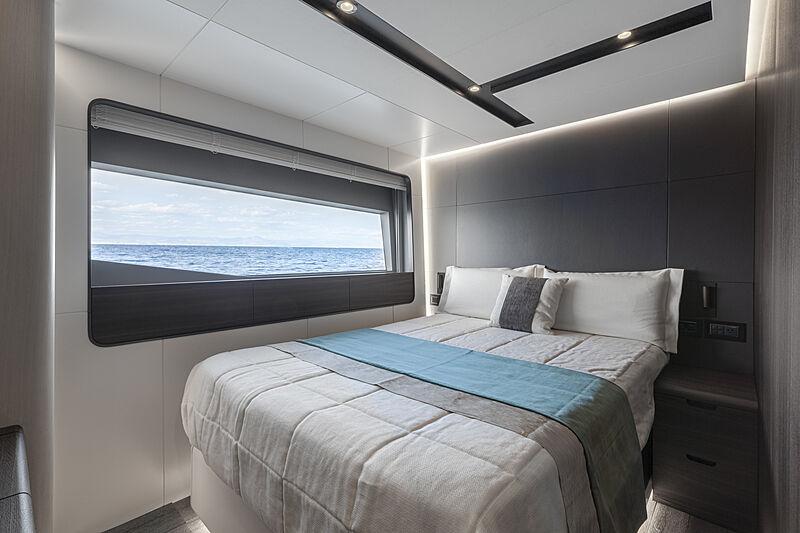 So So Nice yacht interior