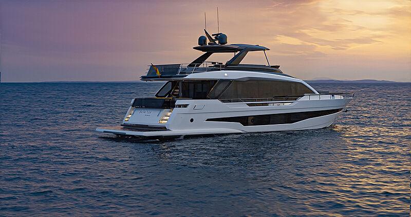 So So Nice yacht exterior