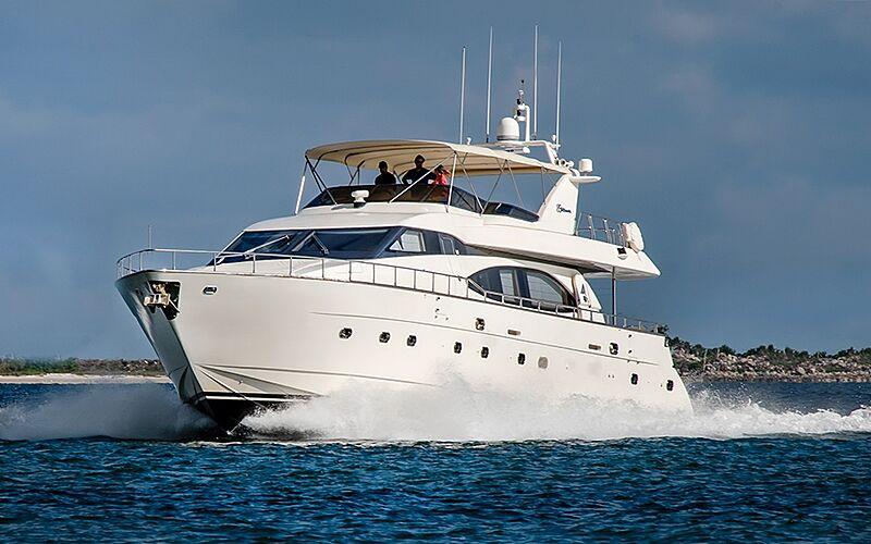 SHMILY yacht Azimut