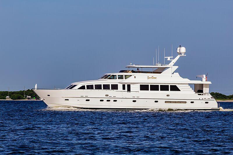 JESSCONN yacht Hargrave