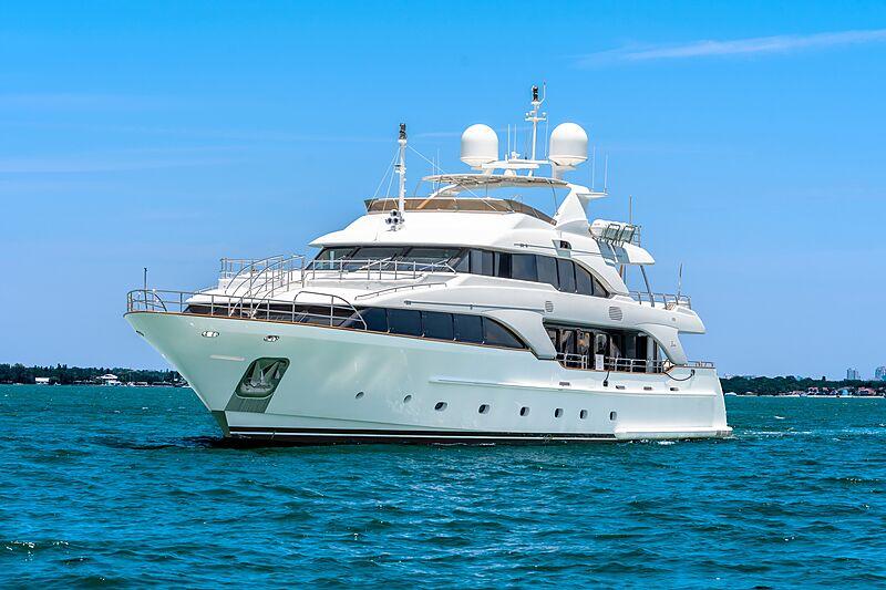 Believe yacht cruising