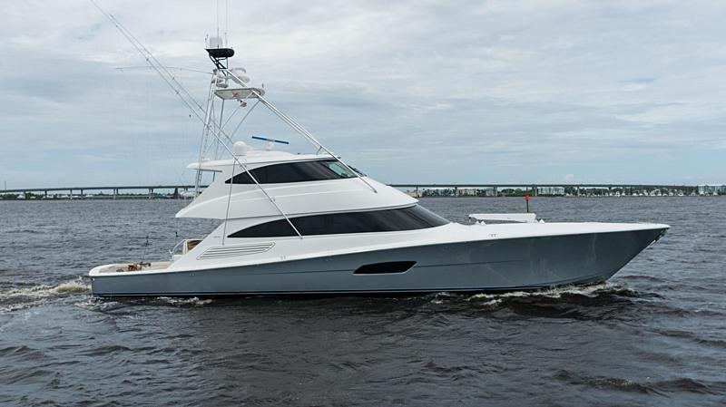 Makara yacht cruising