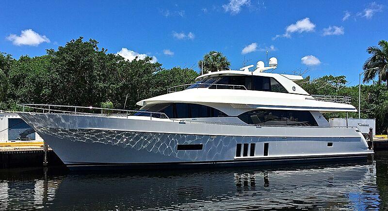 GUSTO II yacht Ocean Alexander