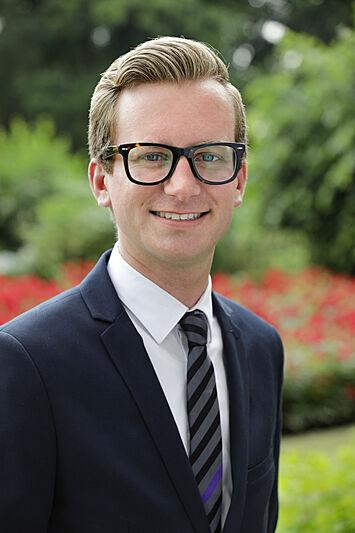 Mark de Jong of The Superyacht Life Foundation