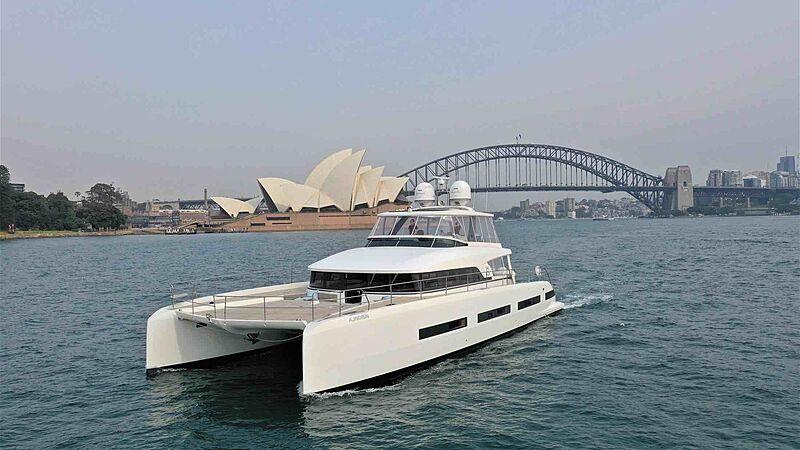 GALAXY BIG SISTER yacht Lagoon Yachts