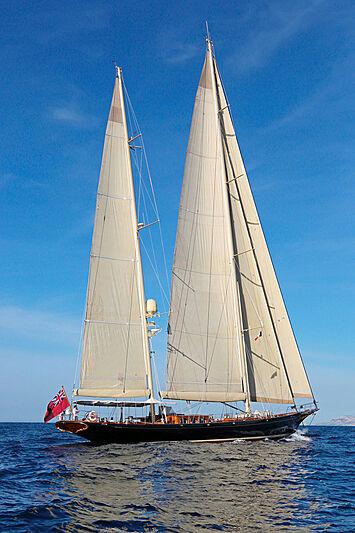 ASGARD yacht Abeking & Rasmussen