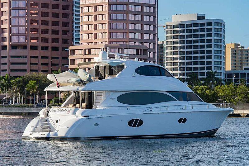 Soul Mate yacht cruising