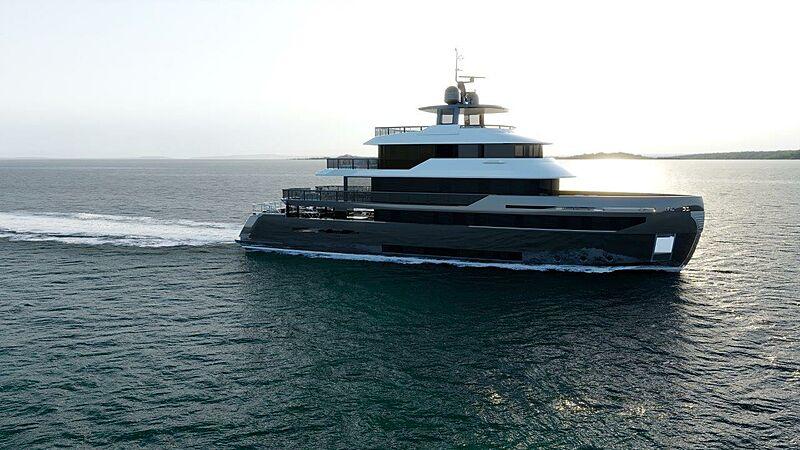 Benetti B.YOND yacht exterior design