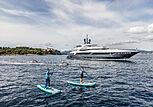 Severin's yacht lifestyle