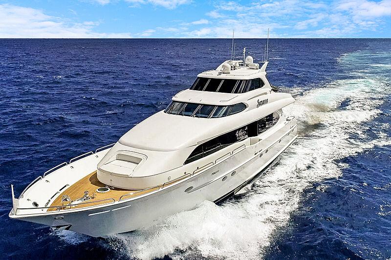 SUZANNE yacht Lazzara