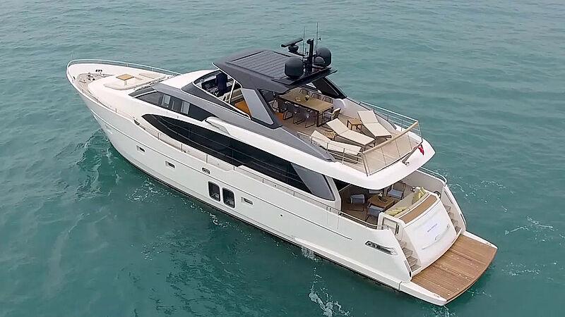 EIGHTEEN yacht Sanlorenzo