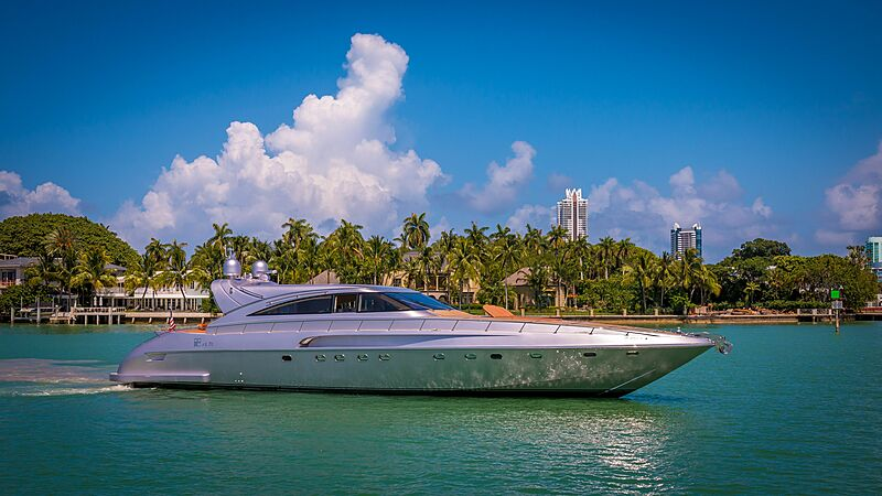 Silver Lining yacht by AB Yachts