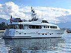 Happiness II Yacht 24.38m