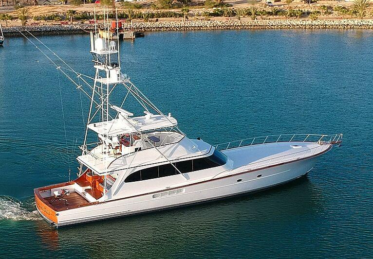 EL CHUPACABRA yacht Merritt Boats & Engine Works