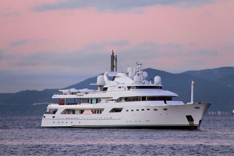 LADY HAYA yacht Mitsubishi Heavy Industries Ltd.