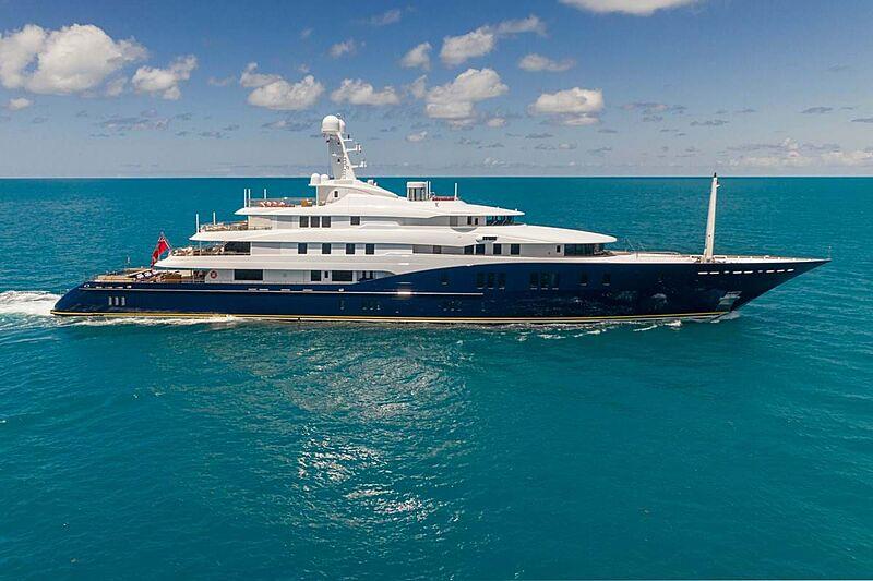 C2 yacht cruising