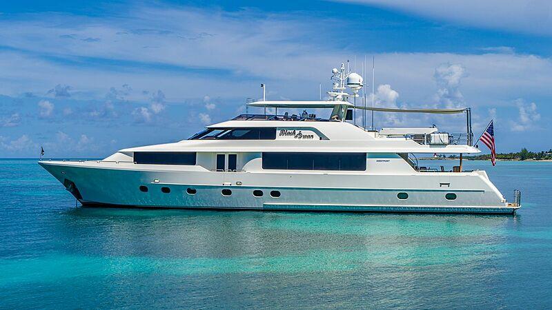 Black Swan yacht profile