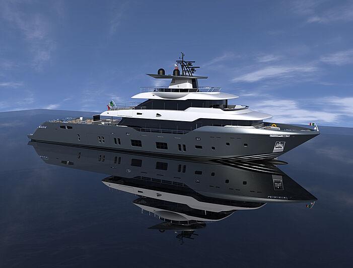 Canados Oceanic 140 exterior design