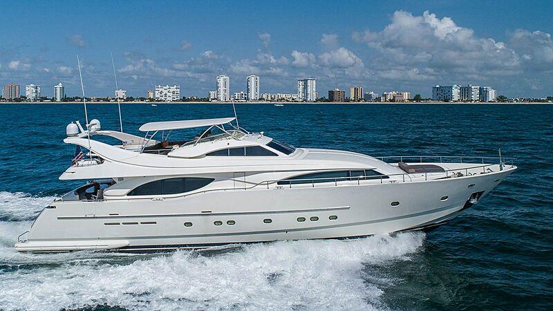 Sea Spray yacht cruising