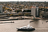 Broadwater yacht by Feadship in Amsterdam