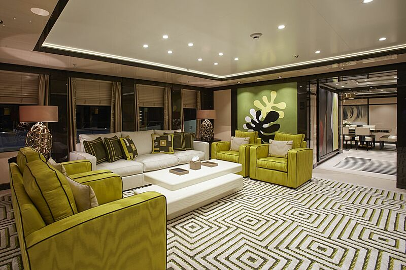 Madame Kate yacht by Amels