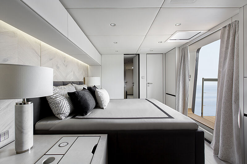 Nomad yacht by Sunreef Yachts