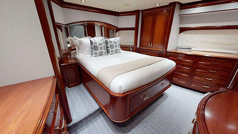 Wonder yacht stateroom