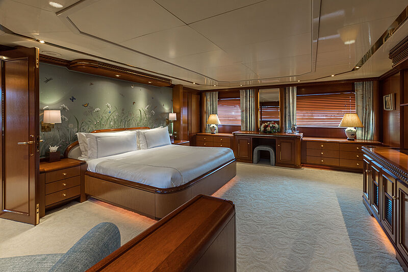 Prediction yacht stateroom
