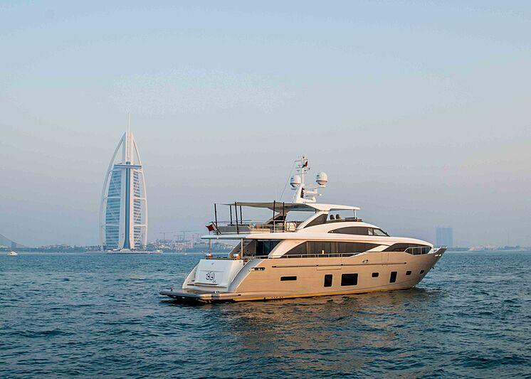 AAFAQ yacht Princess