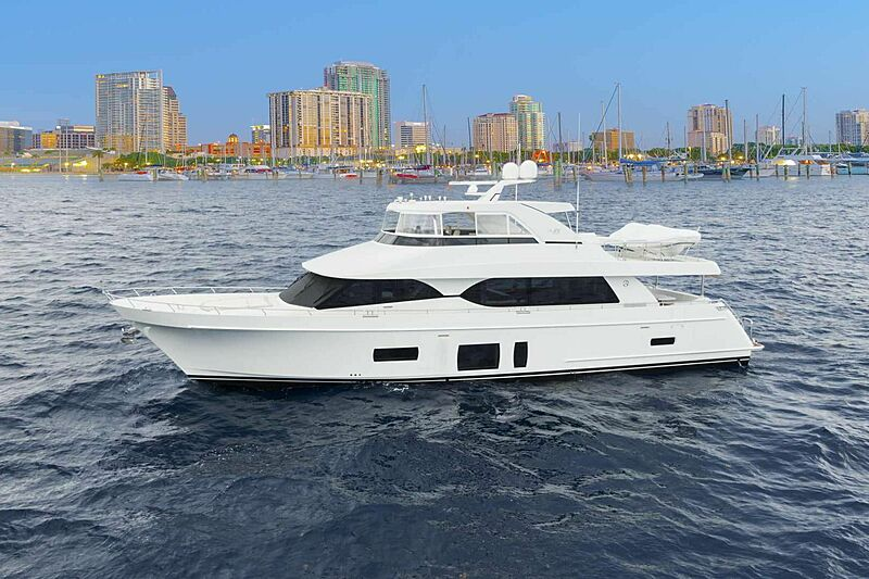 OCEAN ROSE yacht Ocean Alexander