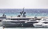 Rebeca and JaKat yachts at Genoa Boat Show 2020