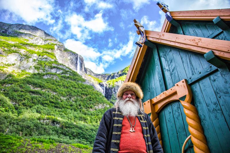 Gudvangen Viking Village