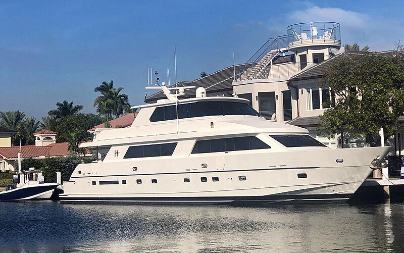 COMMON CENTS yacht Hargrave