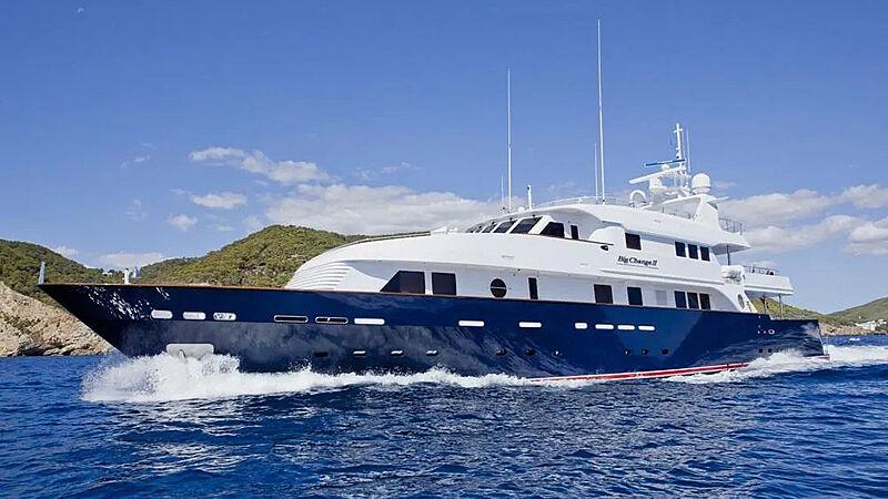 BIG CHANGE II yacht Proteksan
