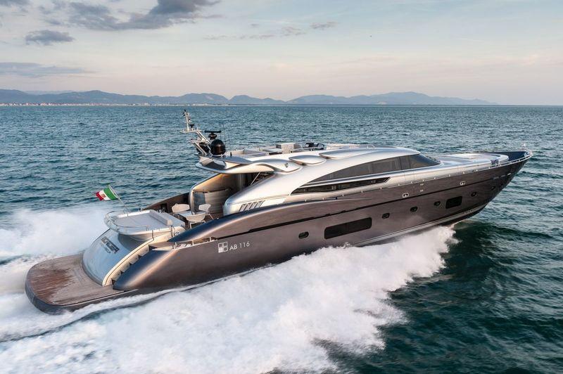 ECRIDER yacht AB Yachts