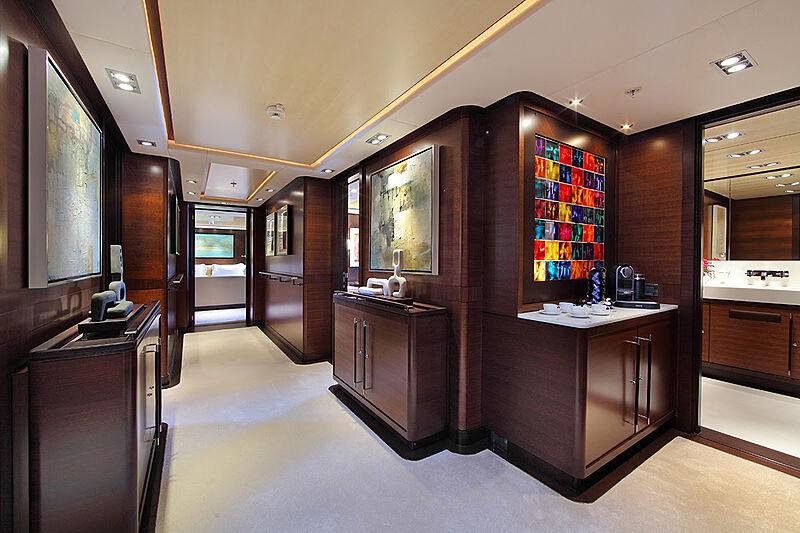 Prana yacht hall