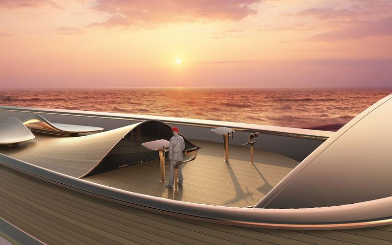 DUNE boat by Eugeni Quitllet