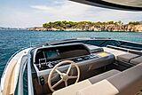 Balance yacht cockpit